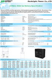 세륨 UL를 가진 SBB 12V50ah Solar Power Gel Deep Cycle Battery