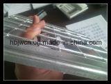 Kratzender im Freien einfacher Reinigungs-Abfluss-Deckel