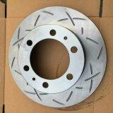 Disque de frein de véhicule de pièces d'auto d'OEM pour BMW ISO9001