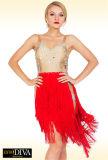 Reizvoller Paragraph-säumte lateinische Tanz Dres Praxis die Fußleisten ein, angepasst