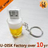 Movimentação fria do flash do USB do copo da cerveja da bebida (YT-1100L)