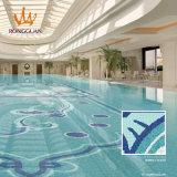 Mosaico di vetro di vendita calda della Cina Foshan per la piscina