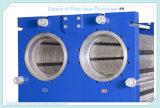 De compacte Multipass Water aan Water Warmtewisselaar van de Plaat van Phe