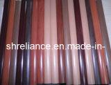 Profil en aluminium/en aluminium d'extrusion pour le guichet et les portes en bois des graines