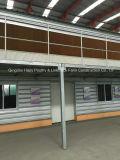 Casa prefabricada para la parrilla con el equipo automático de la alta calidad de la fábrica