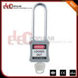 cadeado de aço longo da segurança dos fechamentos do grilhão do ABS de 76mm (EP-8551)
