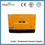 production d'électricité diesel insonorisée refroidie par air du générateur 12kw