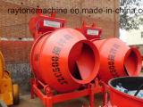 Mezclador concreto movible eléctrico Jzc350