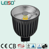 Luz del reflector 2800k 90ra 6W 12V MR16 LED de Scob de la patente