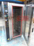 Het nieuwe Verwarmingstoestel van het Brood voor de Oven van de Convectie (zmr-12D)
