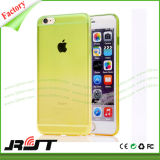 Accessories móvil Transparent TPU Gradual Color Changing Cell Phone Caso para el iPhone 6 (RJT-0215)