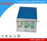 Integriert Energie/Signal/videofunktions-Abdeckung-Kamera-Überspannungsableiter schützen