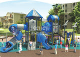 De Apparatuur van de Speelplaats van de Middelgrote Kinderen Van uitstekende kwaliteit van Kaiqi - Beschikbaar in Vele Kleuren (KQ60068A)