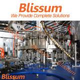 Glasflaschen-Bier-füllende Zeile der gute Qualitäts3000bph