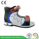 Pigskin Upper를 가진 은총 Ortho New Children Leather Health Sandal