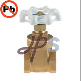 NSF Low Lead Brass Pn16 200wog Gate Valve