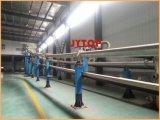 0.6/1 3+2-Core XLPE KV der Isolierungs-, Stahlband-gepanzertes Kabel, PVC/PE Hüllen-Energien-kupfernes Kabel