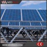 El Carport solar rápido del montaje parte (GD617)