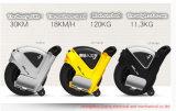 Scooter portatif se pliant d'équilibre de véhicule électrique de roue de véhicule portatif d'équilibre