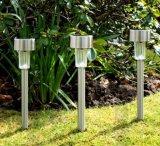 Bunte im Freienlandschaft, die wasserdichte Solar-LED-Garten-Leuchte beleuchtet