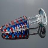 Het Glas Dildo van het Stuk speelgoed van het geslacht voor Vrouwen injo-Dg130