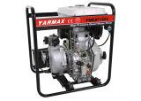 2 Zoll Luft abgekühlte Dieselhochdruckwasser-Pumpen-