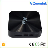 TV astuta Box Zoomtak K9 con Kodi Android 16.0 5.1 Amlogic S905