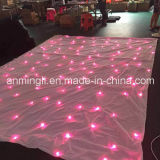 LEDの星Curtain/LEDのスターライトCloth/LEDの星の布の照明