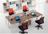 Moderner allgemeiner Gebrauch Platz-Sparte Gross-Rabatt Büro-Arbeitsplatz-Teiler-Tisch (SZ-WS604)
