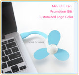 Preiswerter Preis, der Mini-USB-Ventilator für Förderung-Geschenk (ID556, faltet)