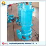 Pompe à eau d'égout submersible centrifuge de Vertial