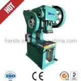 Изготовление пробивая машины серии J23 ручное машина давления пунша 10 тонн