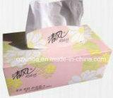 Empaquetadora automática llena del papel de tejido facial
