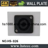 Fornecedor de venda quente do soquete da placa de parede do módulo do áudio de 55*36mm