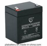 batterie d'acide de plomb scellée par 12V4.5ah