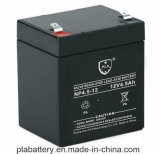 12V4.5ah gedichtete Lead-Acid Batterie