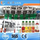 Jugo automático Bebidas línea de llenado