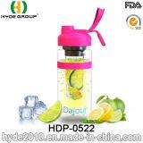 32oz la plastica BPA libera la bottiglia di plastica di infusione della frutta, la bottiglia di Infuser della frutta di Tritan (HDP-0522)