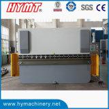 Máquina plegable del bendign del freno de la prensa hidráulica del CNC WE67K-160X3200