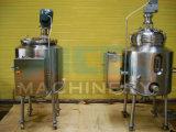 De sanitaire Stoom die van het Roestvrij staal van de Rang van het Voedsel Mengt Tank (ace-jbg-I1) verwarmen