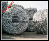Alambre de púas del acero inoxidable
