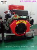 bomba de agua diesel del fuego del alto flujo del 1500L/M