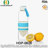 Оптовая пластмасса 600ml BPA освобождает бутылку воды Infuser плодоовощ, нов бутылку вливания плодоовощ Tritan (HDP-0628)