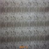 Couro sintético do PVC das técnicas do revestimento protetor do algodão para o Upholstery na moda da mobília