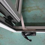 Алюминиевое окно с ручкой ролика, окно Casement Kz330 Casement