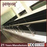 Sistemas de pasamano de cristal de interior del pórtico de la alameda de compras (DMS-B2101)