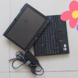Hoge Qualtiy Gebruikte Laptop van het Scherm van de Aanraking van de Computer X201t I7 4G Tablet