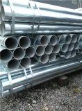 중국 제조 둥근 금속 ASTM A53에 의하여 직류 전기를 통하는 강철 관