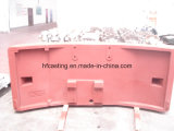 、Cast Iron砂型で作る、Engineering MachineryのためのCounter Weight