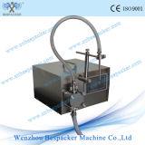 Machine de remplissage électrique de jus de pompe à engrenages petite